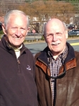 From Chip Anderson 11/14..Judy and I recently spent a Saturday morning with Bob and Dotty in Boone. They have   lived in